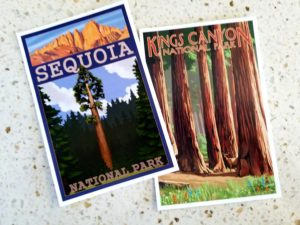 Sequoia and Kings Canyon National Park – The Bells Wheels