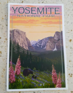 Yosemite! – The Bells Wheels